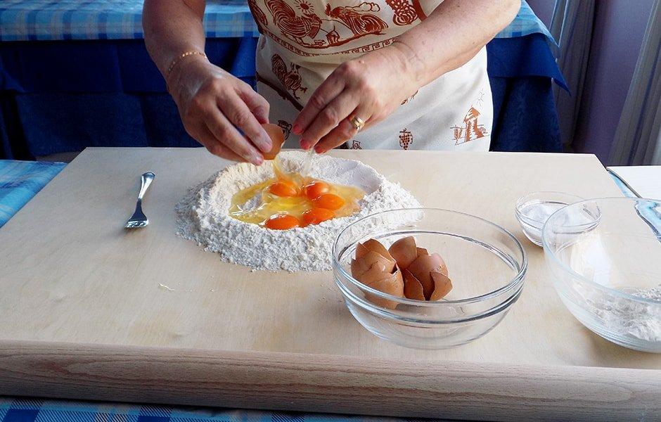 Scuola di Cucina con Nonna Violante