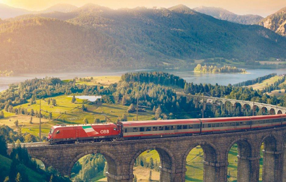 Angebote mit dem Zug zum Hotel Eliseo!