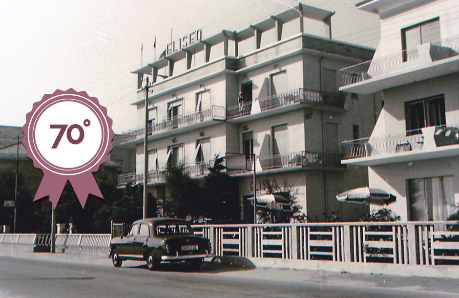 Foto Storica Bellaria Igea Marina | Hotel Eliseo