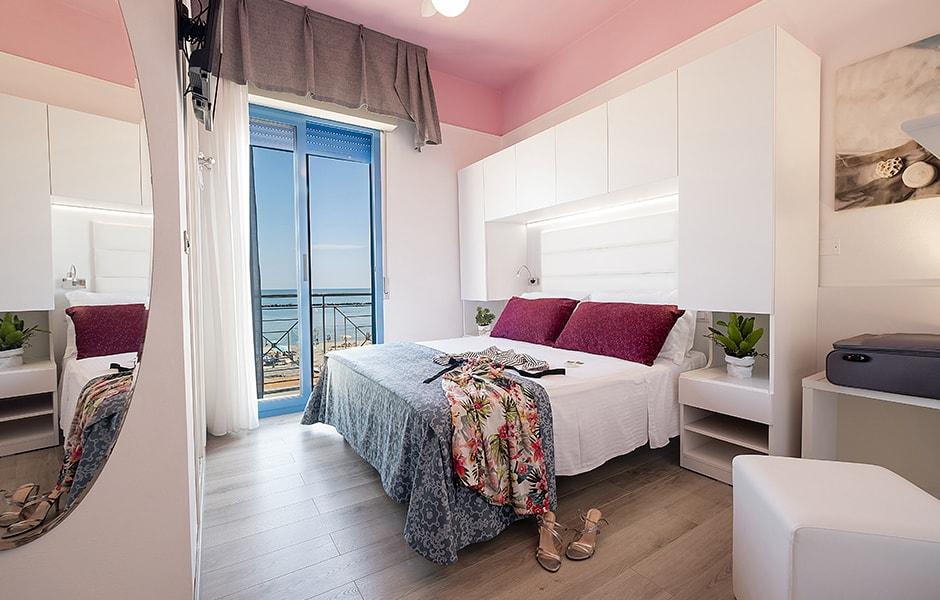 Camera Acquamarina Bellaria Igea Marina | Hotel Eliseo
