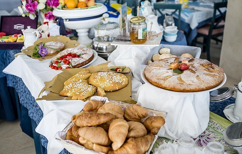 Buffet Colazione | Hotel Eliseo