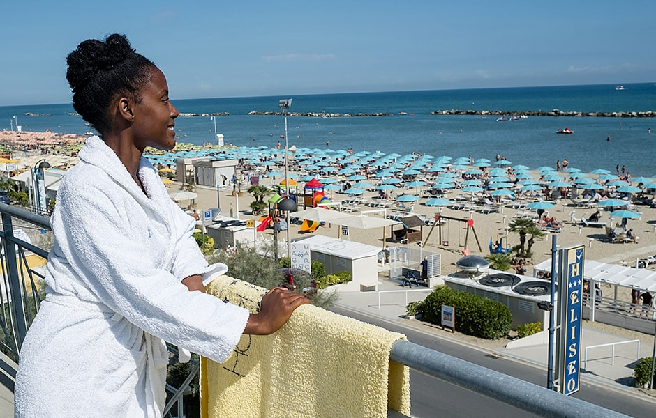 Hotel Direttamente sul mare Bellaria Igea Marina | Hotel Eliseo