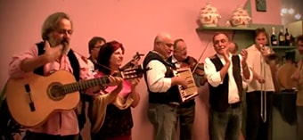 Traditional Italian Music from Romagna | Hotel Eliseo