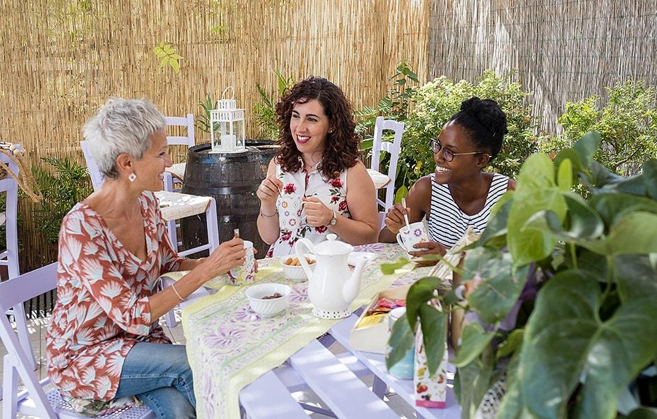 Aperitivi in giardino con drink raffinati | Hotel Eliseo