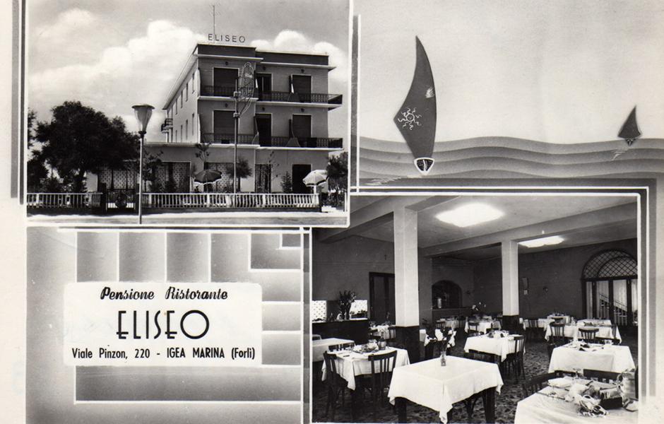Foto Storiche | Hotel Eliseo
